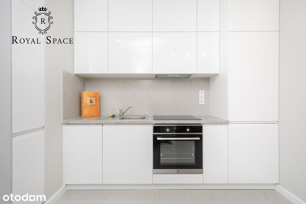 Nowy apartament na 9 piętrze na Grzegórzkach