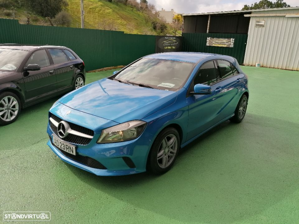 Mercedes-Benz A 180 CDi BE Edition Style - 2