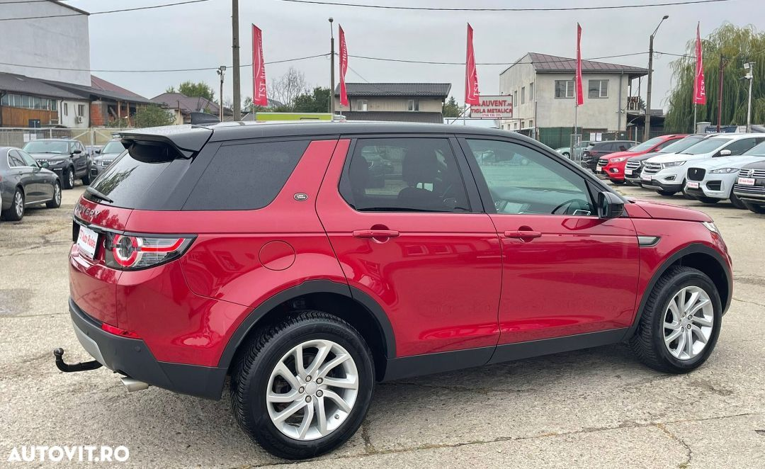 Land Rover Discovery Sport 2.0 - 9