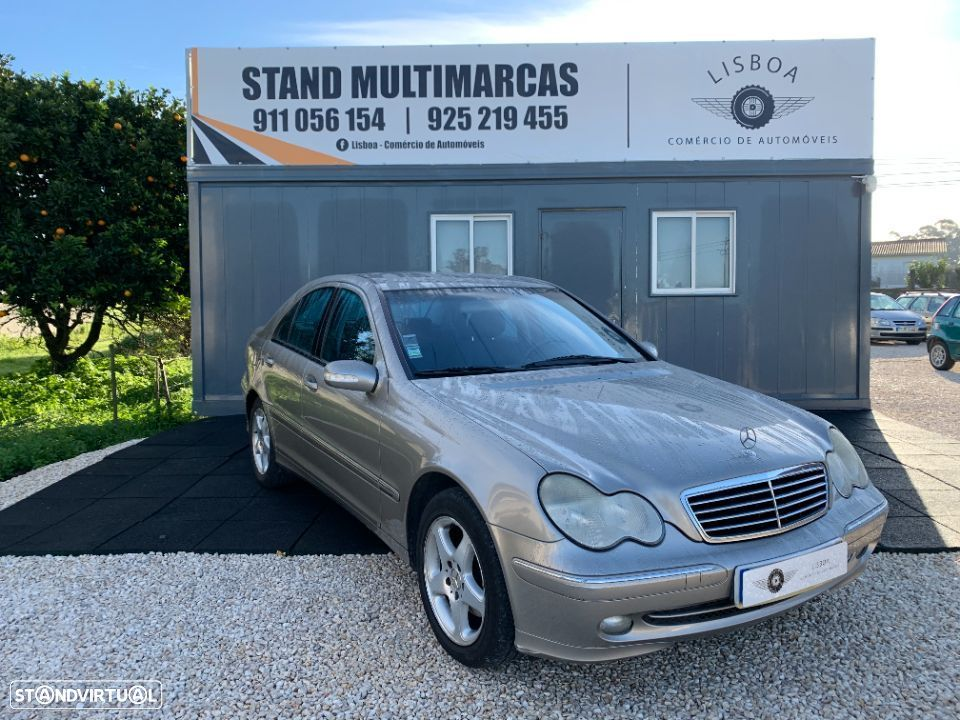 Mercedes-Benz C 200 K Avantgarde - 1