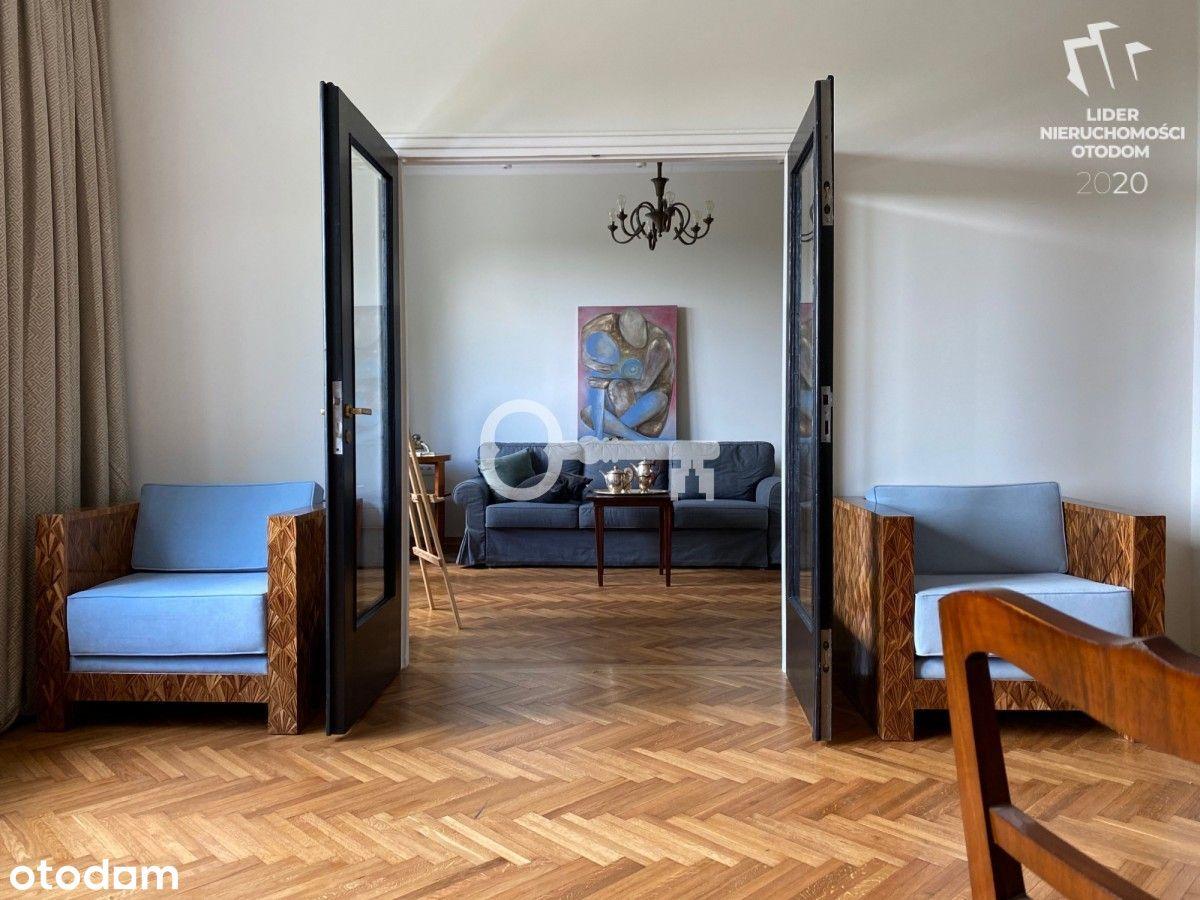 106 m2 | Krakowskie Przedmieście | 2 Sypialnie