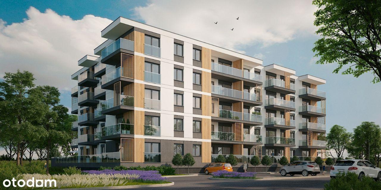 Osiedle Gardenia - nowoczesne apartamenty