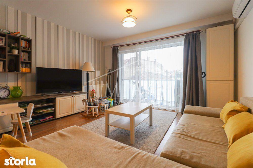 Apartament deosebit cu 2 camere in zona Semicentrala!