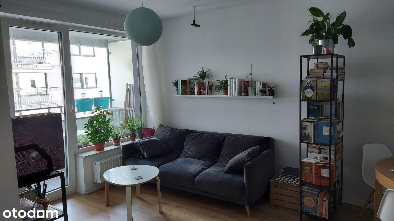 Mieszkanie dwupokojowe 40 m2, Młody Grunwald