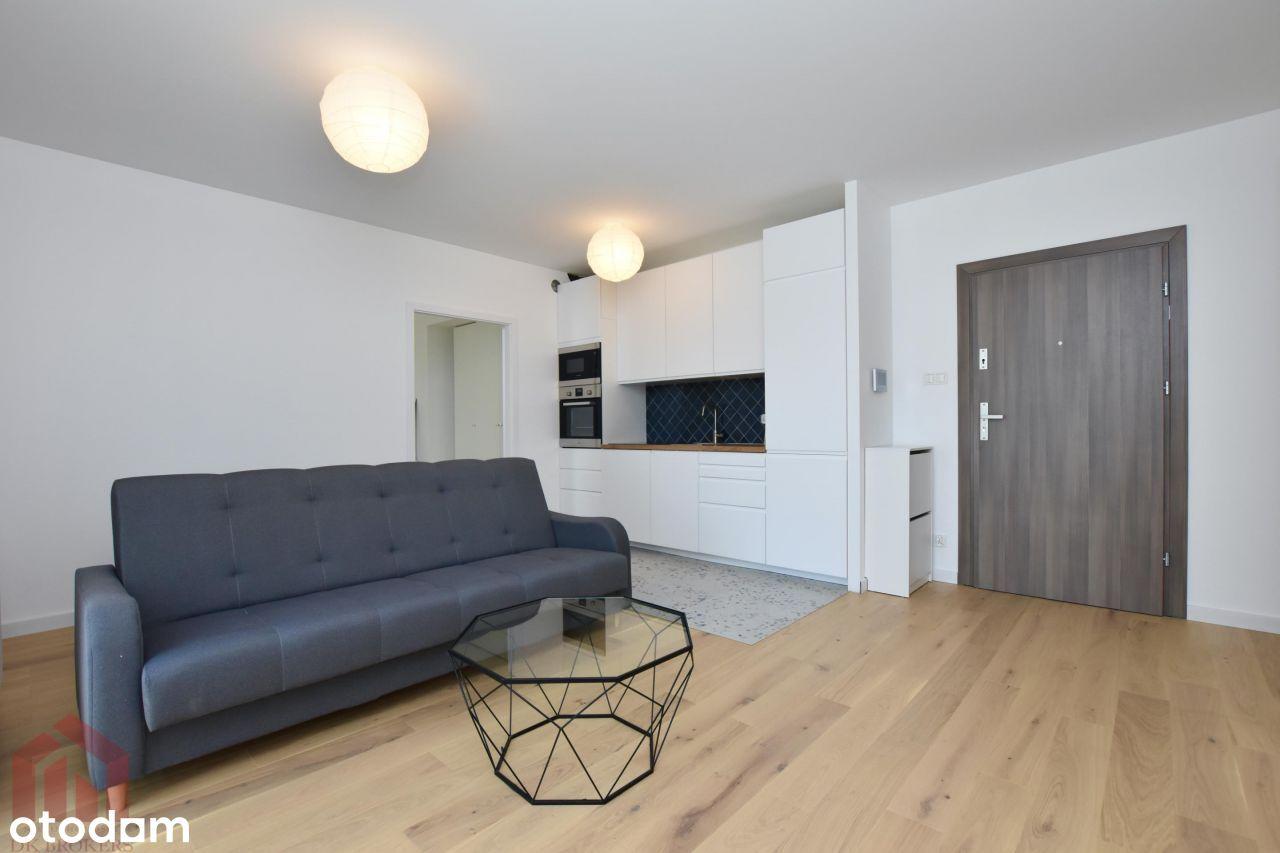 3-pokojowe mieszkanie Capital Towers z m. w garażu