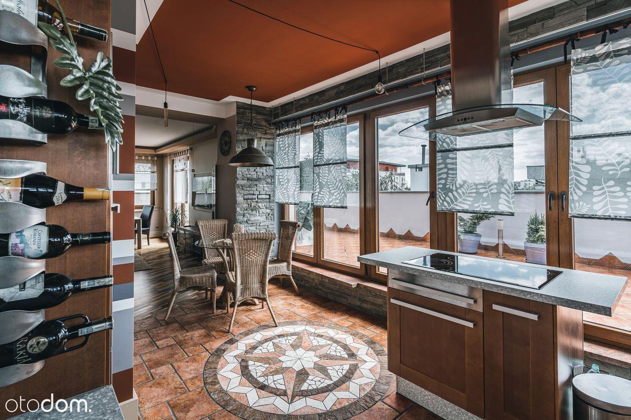 Apartament w wysokim standardzie z tarasami