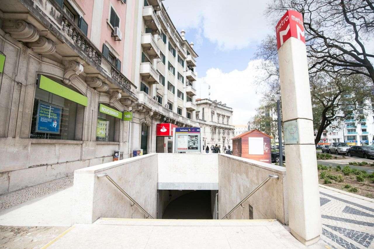 Quarto para arrendar, Avenidas Novas, Lisboa - Foto 21
