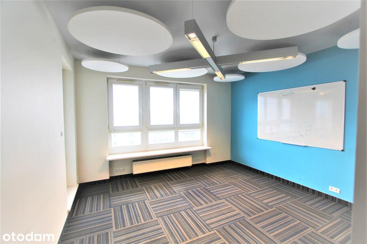 BIURO CENTRUM 55 m2, 3 POK. Metro Dw. Gdański