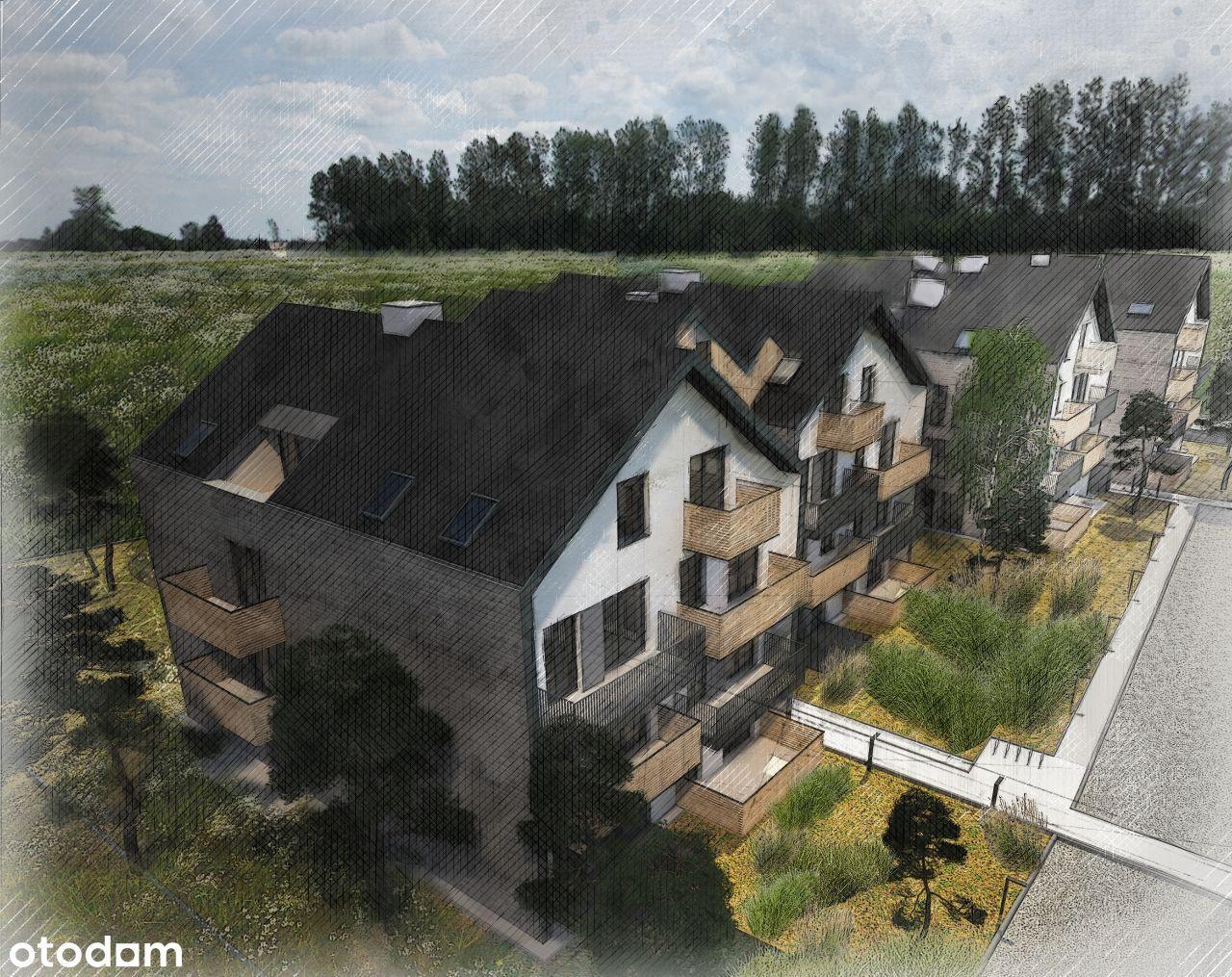 Nowe mieszkanie 200m do wydmy, Aleja Połudn. M27