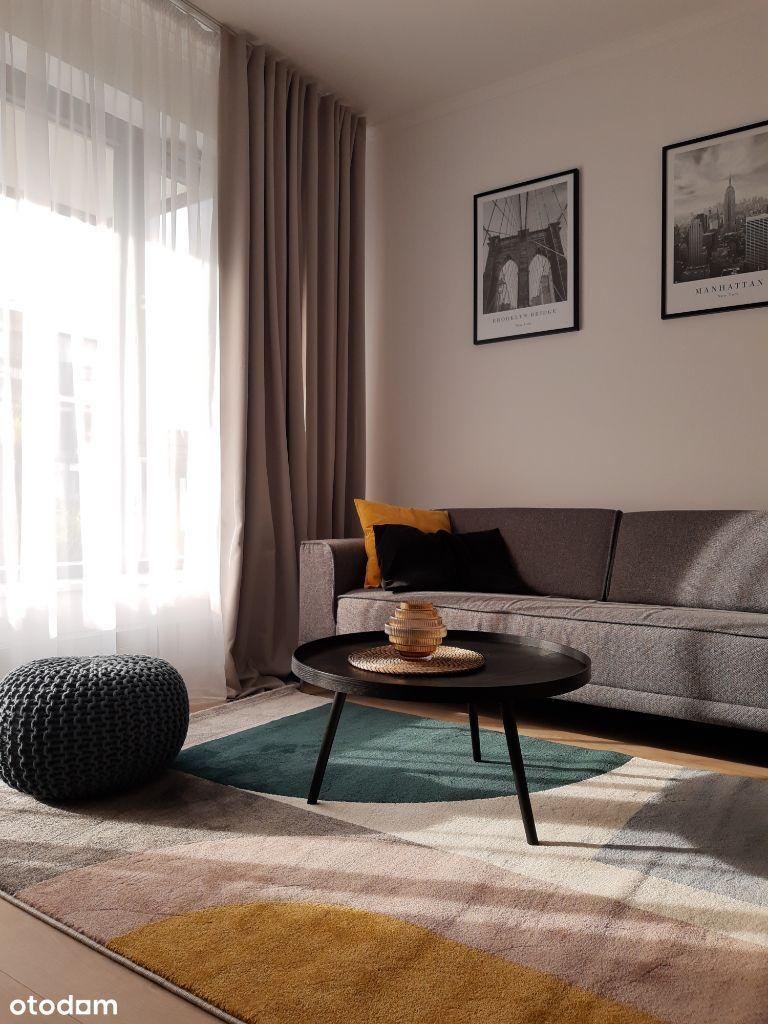 Nowy elegancki apartament w Miasteczku Wilanów