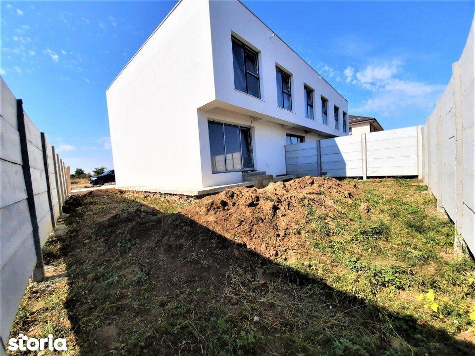 Vila Triplex Incalzire in pardoseala Safirului P+1 id nr 16