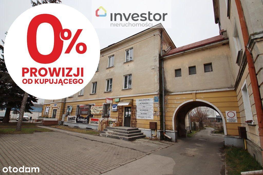 inwestycja - Biurowiec - Zamość /Kilińskiego 83/