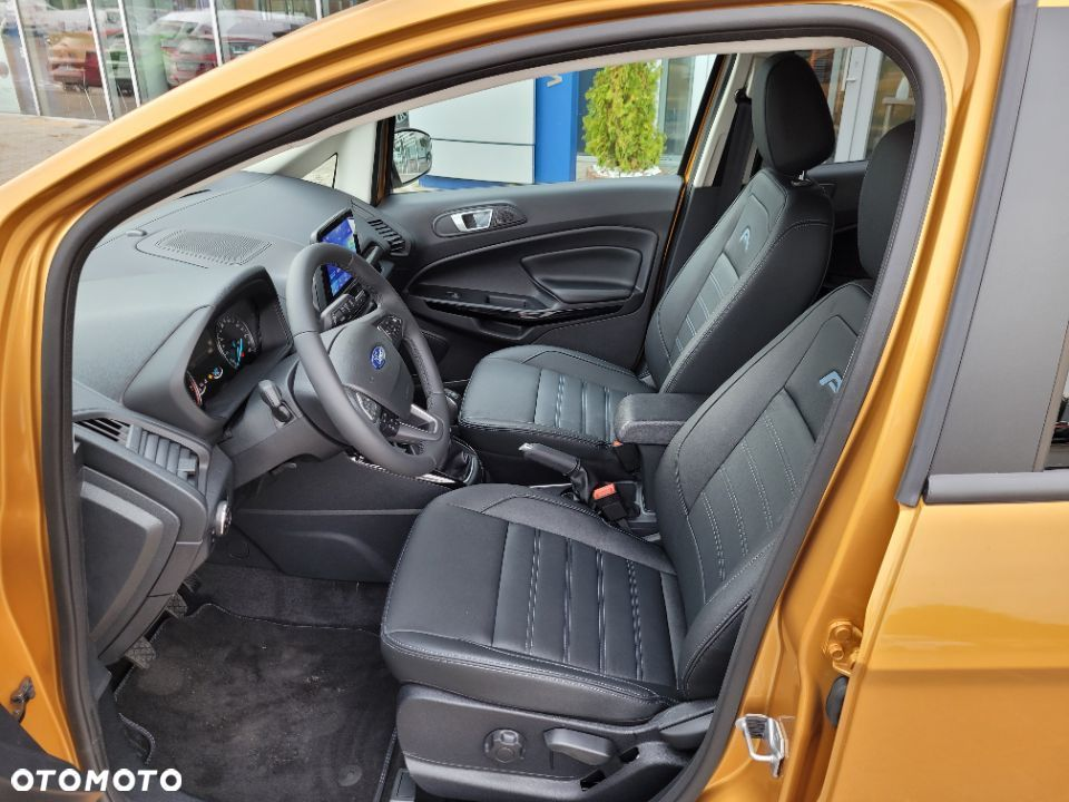 Ford EcoSport Active, 1.0 EcoBoost mHEV 125 KM M6 ( z ASS ) FWD - 4