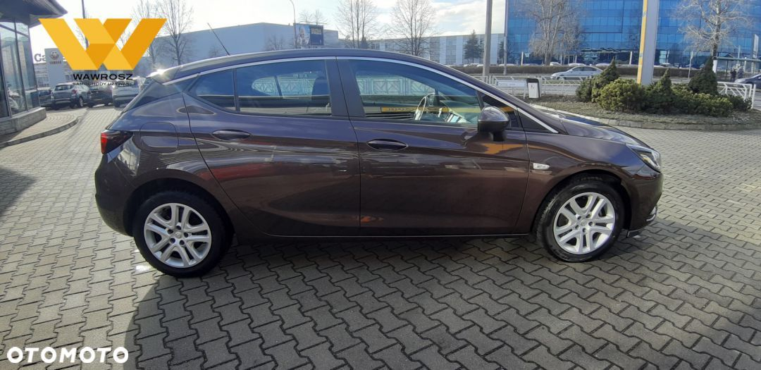 Opel Astra Enjoy 1.4 Turbo 125KM Krajowy F VAT23% Od dealera! - 8