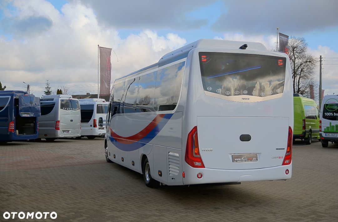 Iveco Cuby 70C HD Tourist Line Winda 31+1+1 No.415  Cuby Iveco 70C HD Tourist Line Winda 31+1+1 No.415 - 5