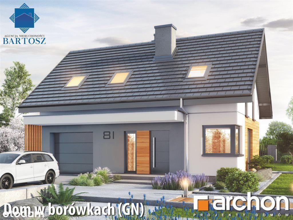 Dom, 128,15 m², Żagań