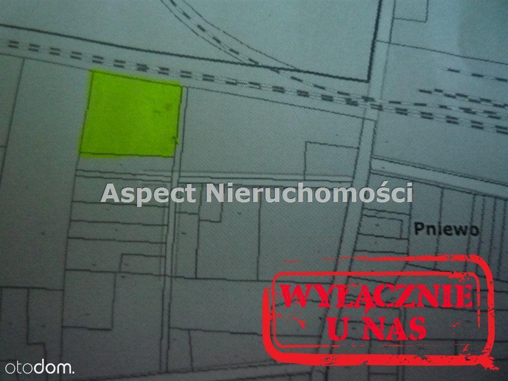 Działka, 11 322 m², Pniewo