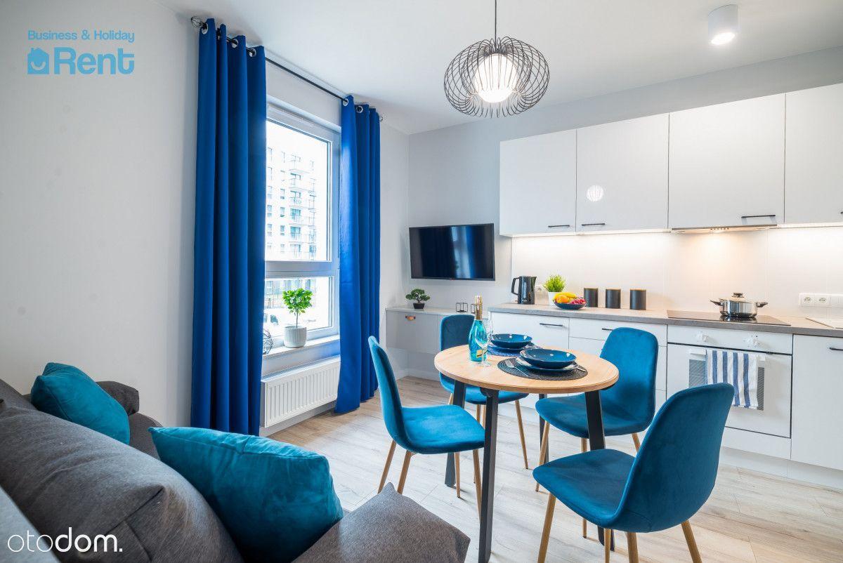 Kompleksowo wyposażone mieszkanie wolne od zaraz!