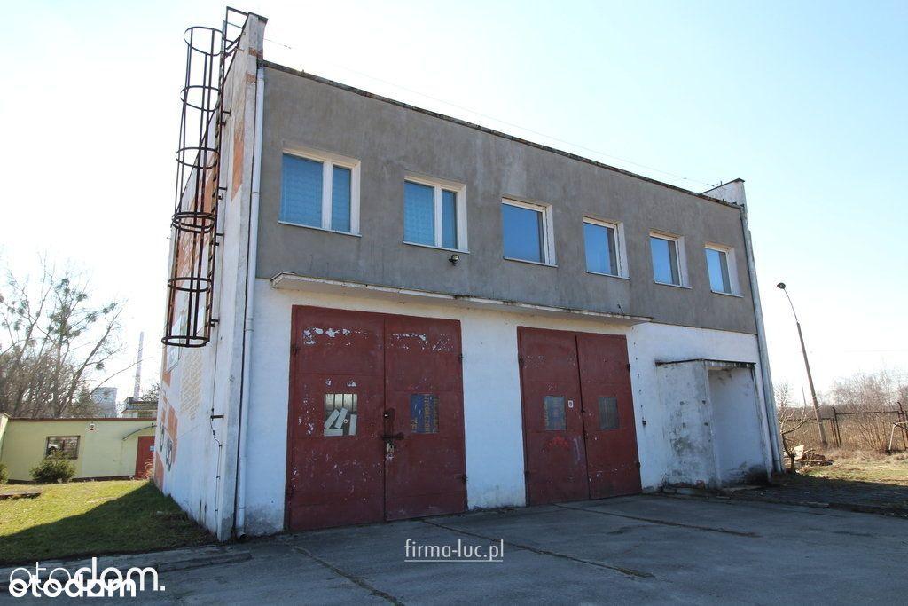 Budynek usługowo - prdukcyjny