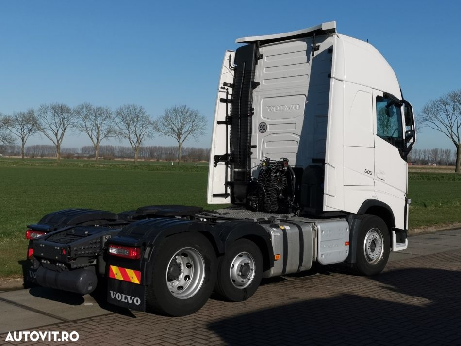 Volvo FH 500 - 2