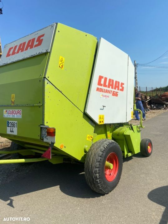 Claas Rollant 66 - 5