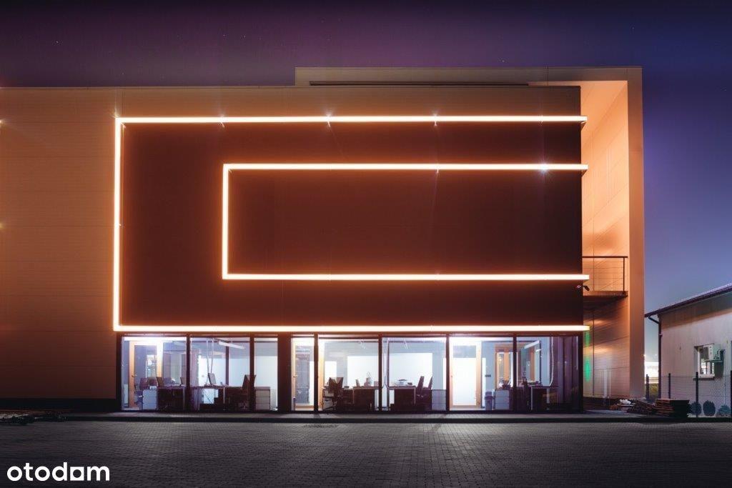 Atrakcyjny budynek produkcyjno- magazynowo-biurowy