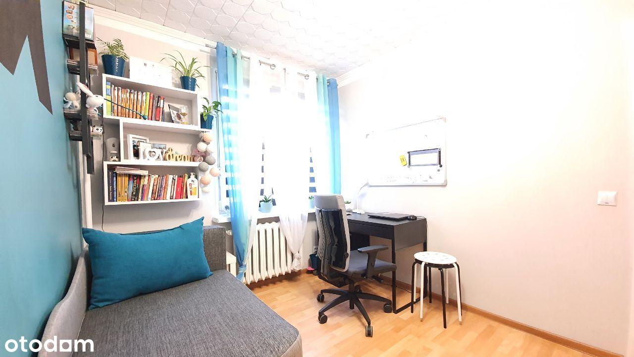 Mieszkanie ul. Macedońska - jasne i przestronne
