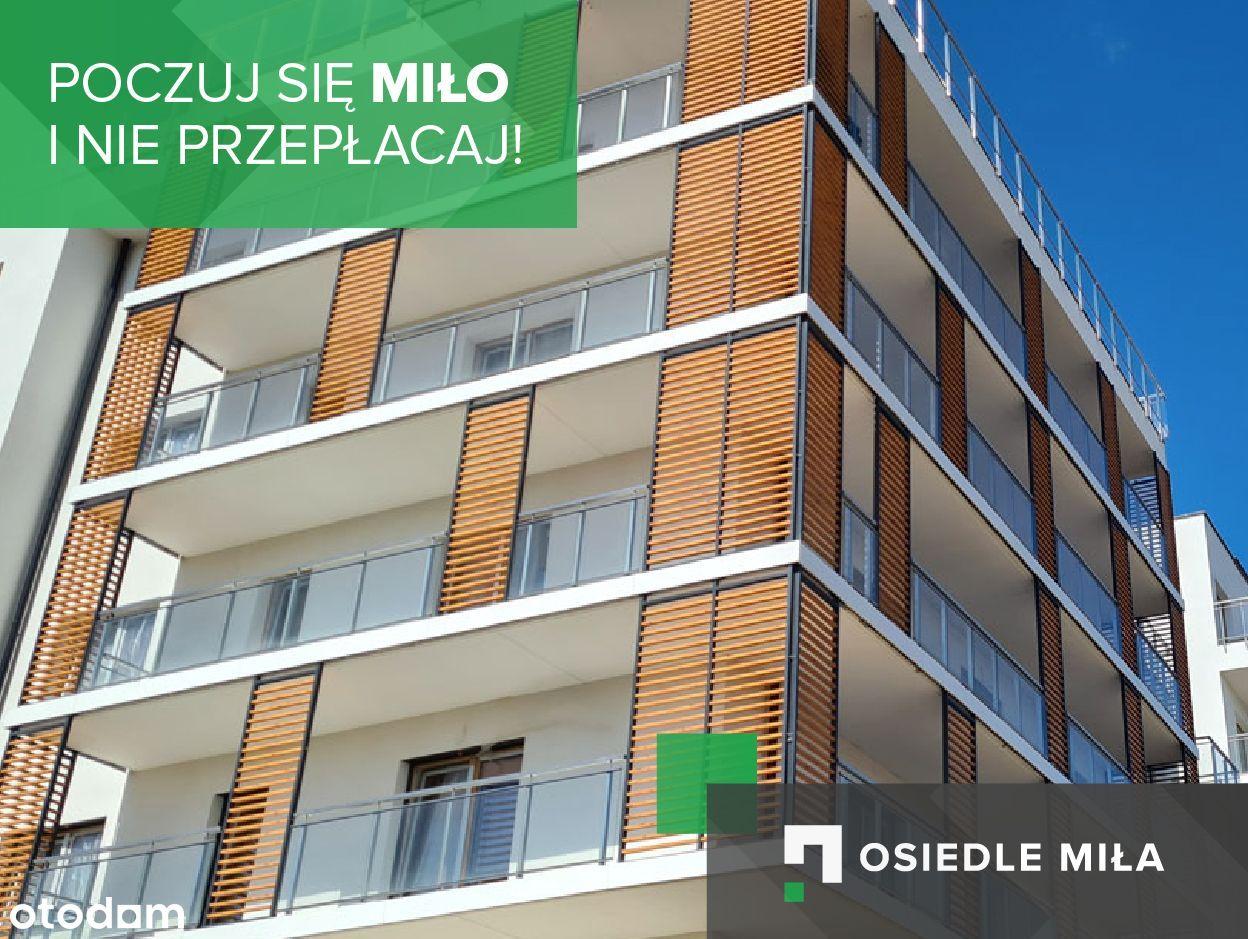 Twoje pierwsze mieszkanie - 2 balkony - sprawdź!