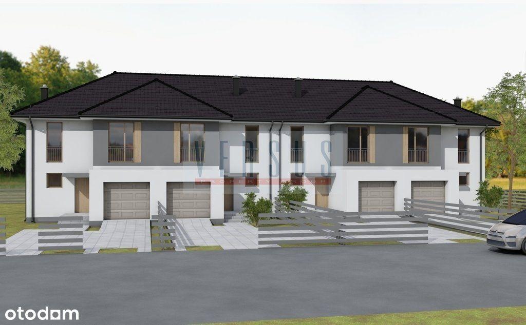 Dom, 122 m², Głosków