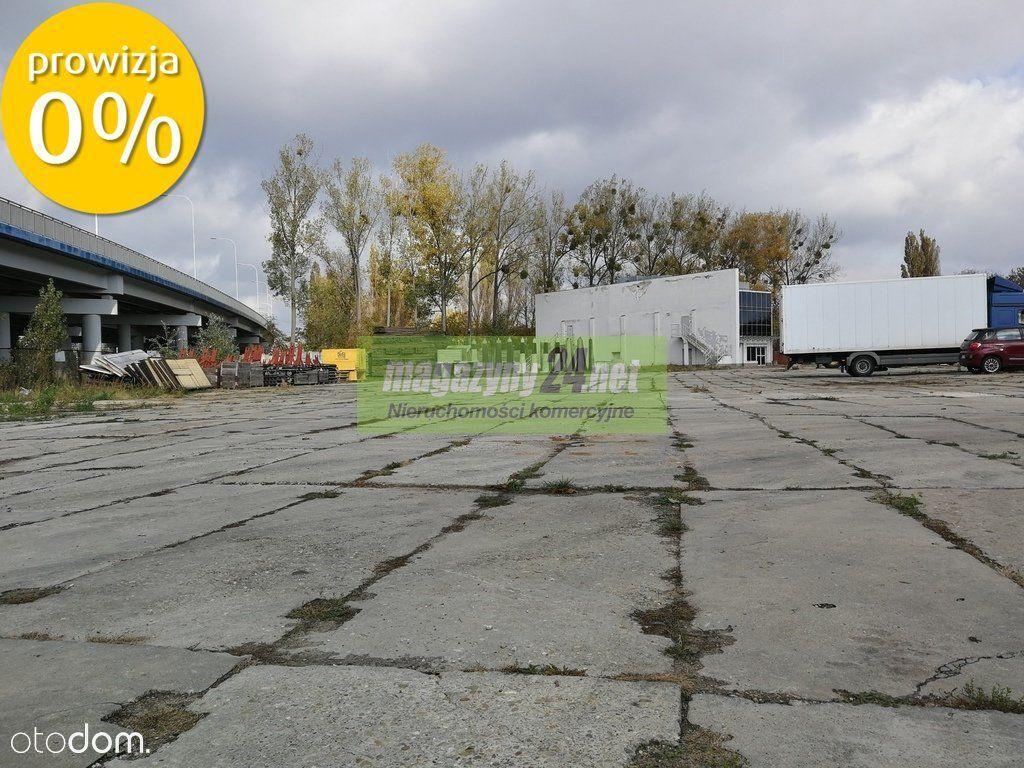 Plac do wynajęcia 1000 m2 Włochy, Ursus, Bemowo
