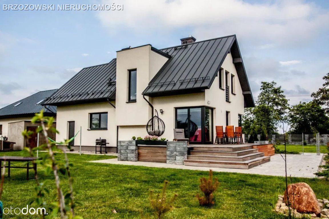 Habdzin, 5 pok., 153 m2, działka 2000 m2, 2018 r.