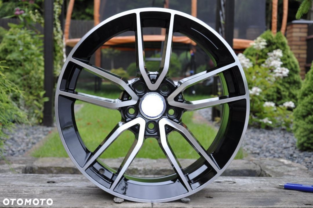4 Felgi 20'' 5X112, Do Mercedes CLS W218, W219, CLK E - 3