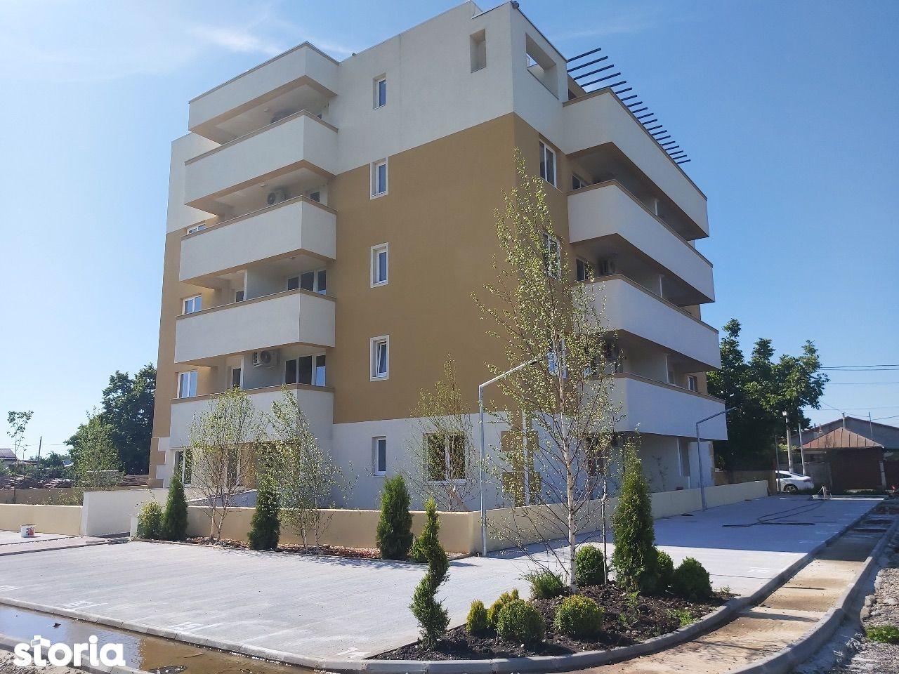 ansamblu rezidential - Aristos Residence