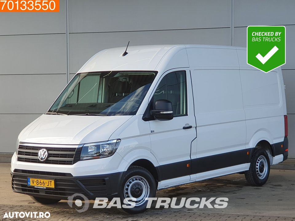 Volkswagen Crafter 2.0 TDI Airco Cruise 3zits Euro6 L2H2 L3H3 11m3 A/C Cruise control - 1