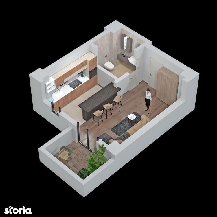 Central Address Residence - garsoniera