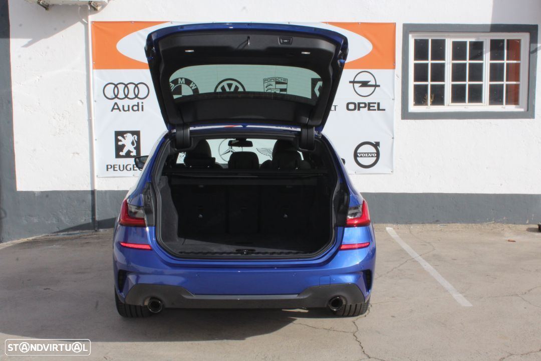 BMW 320 d Touring Pack M Auto - 58
