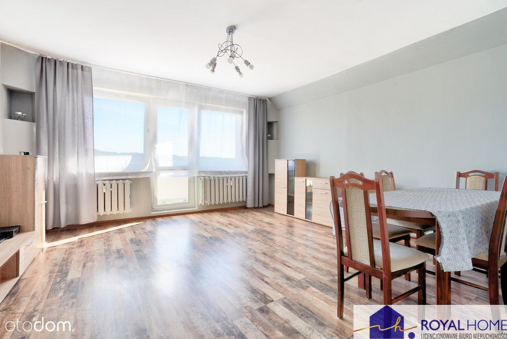 Mieszkanie 3 pok, Bukowe Szczecin