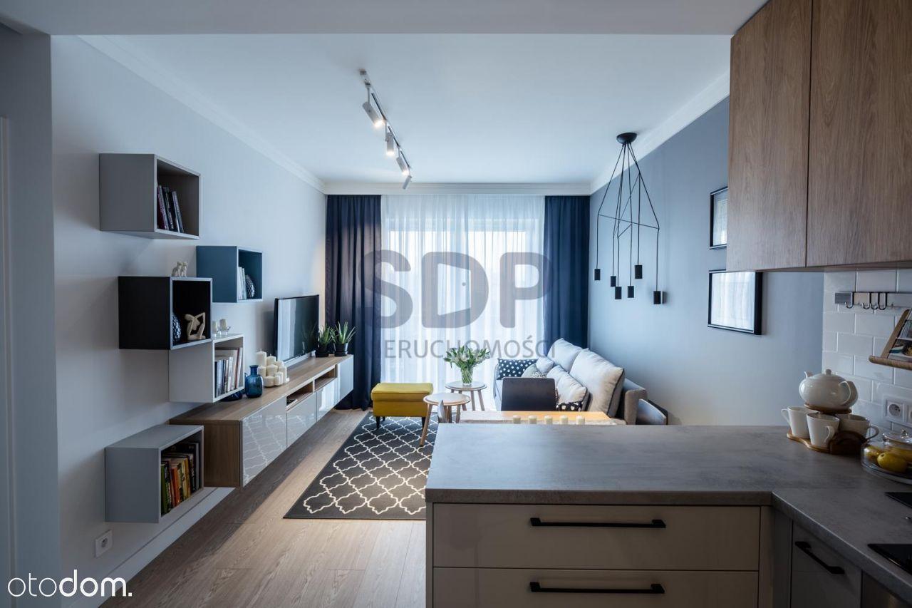 3-pokoje z balkonem w podwyższonym standardzie
