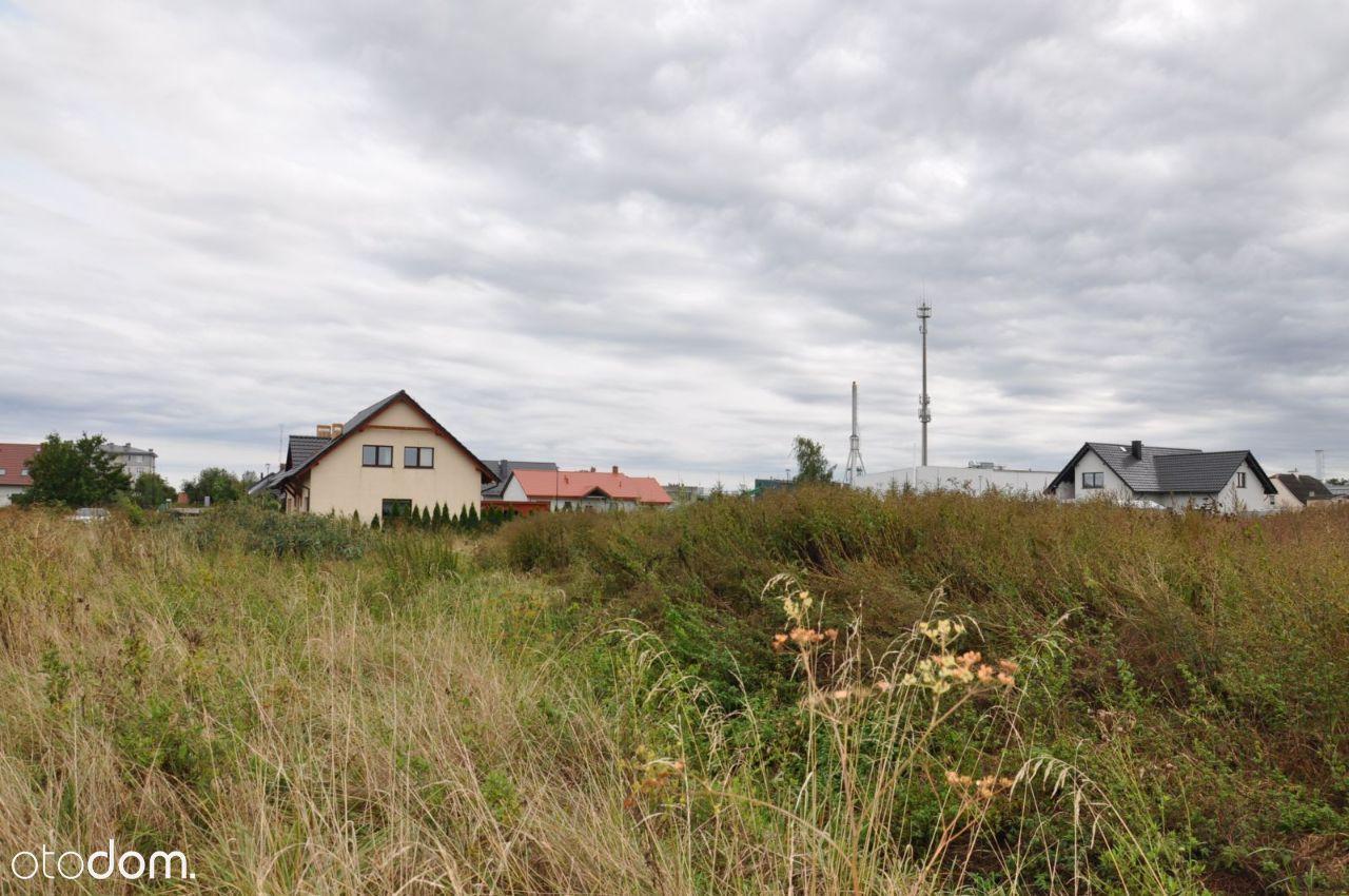 Działka budowlana w Gniewie