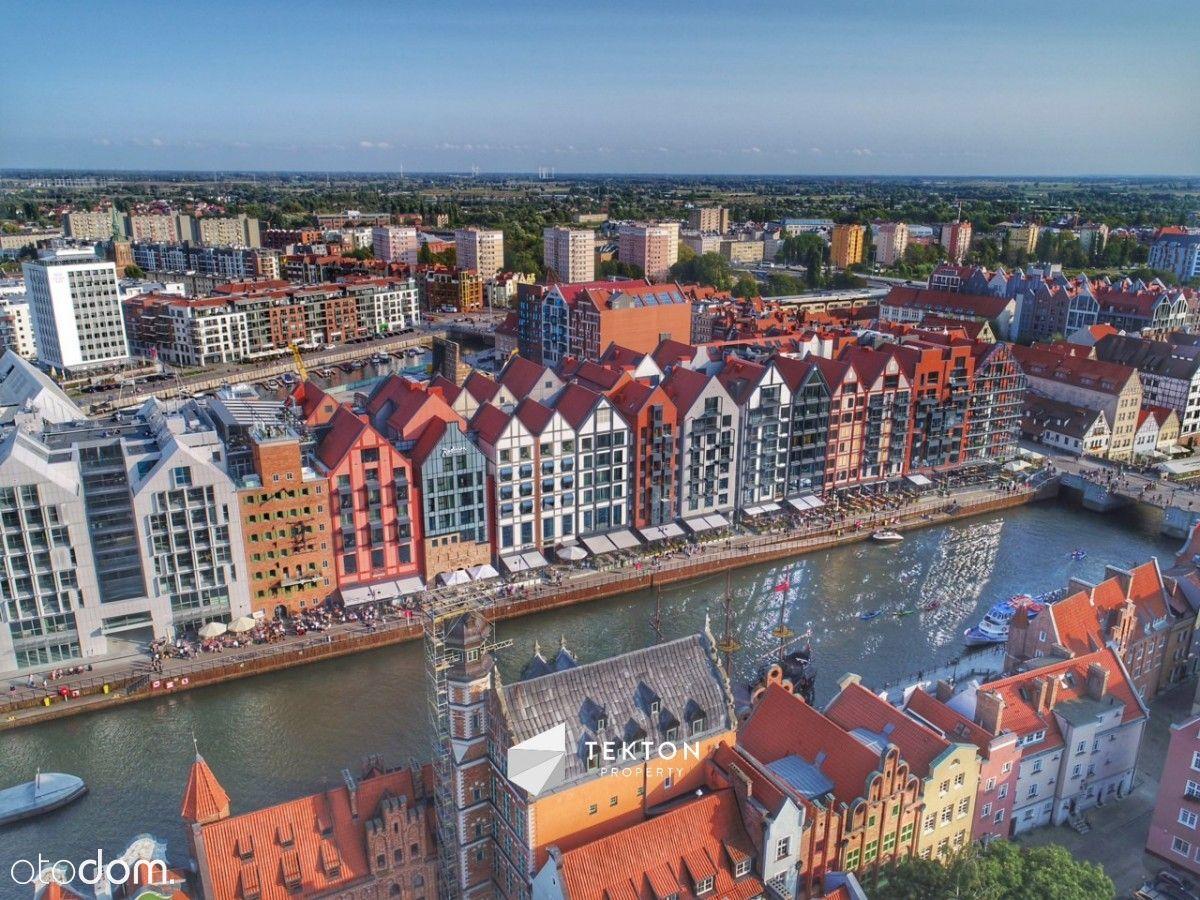 Apartament w Deo Plazie w Gdańsku Wyspa Spichrzów