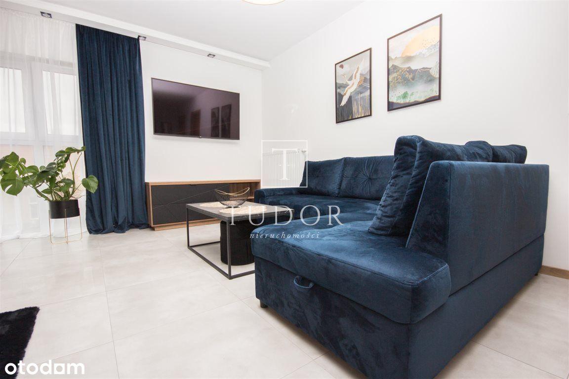 Mieszkanie, 44 m², Szczecin