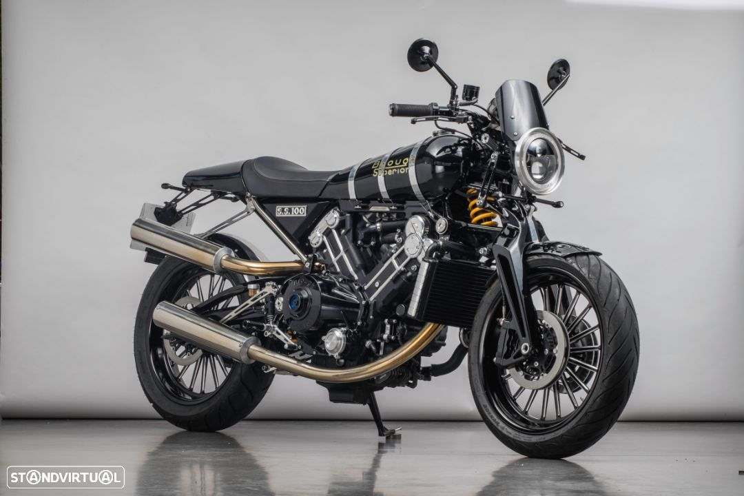 Brough Superior SS100 - 3