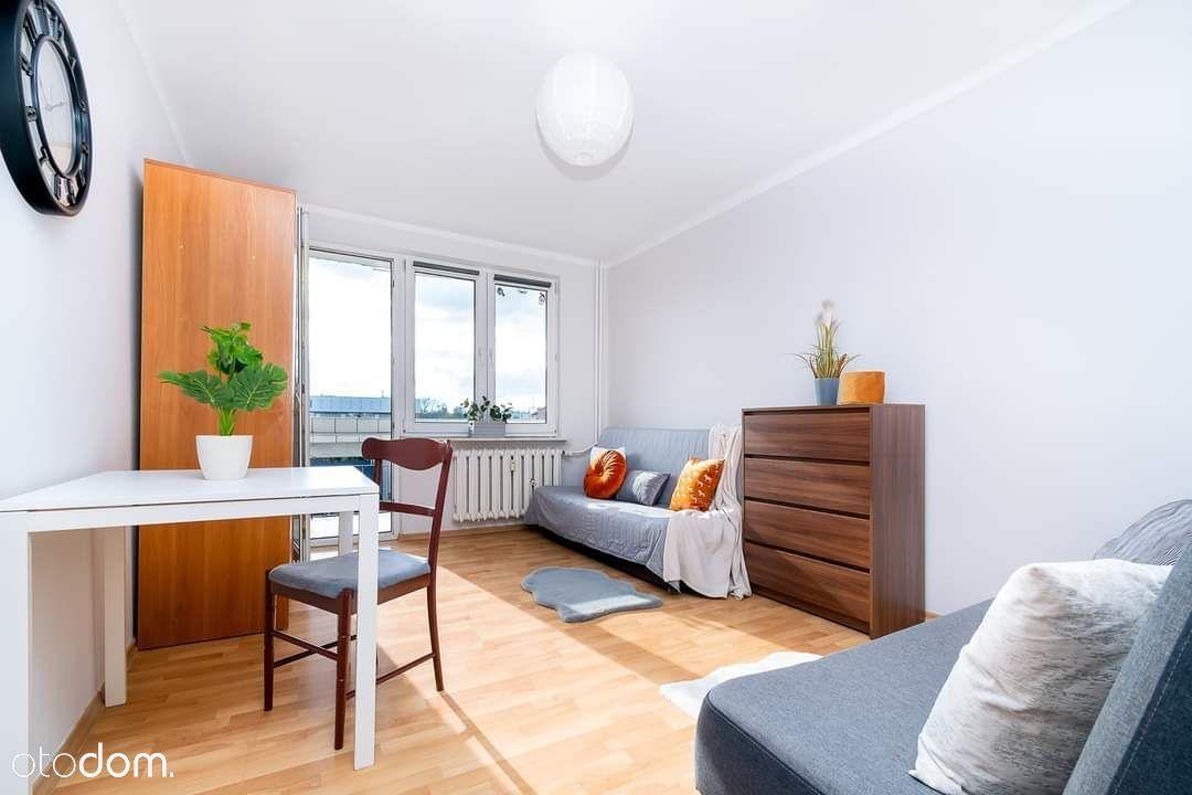 Do wynajęcia 3-pokojowe mieszkanie ul. Brogi