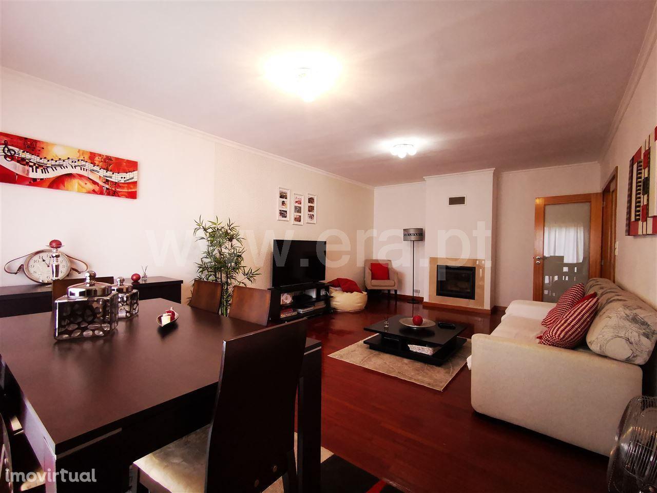 Apartamento T3 - Golegã