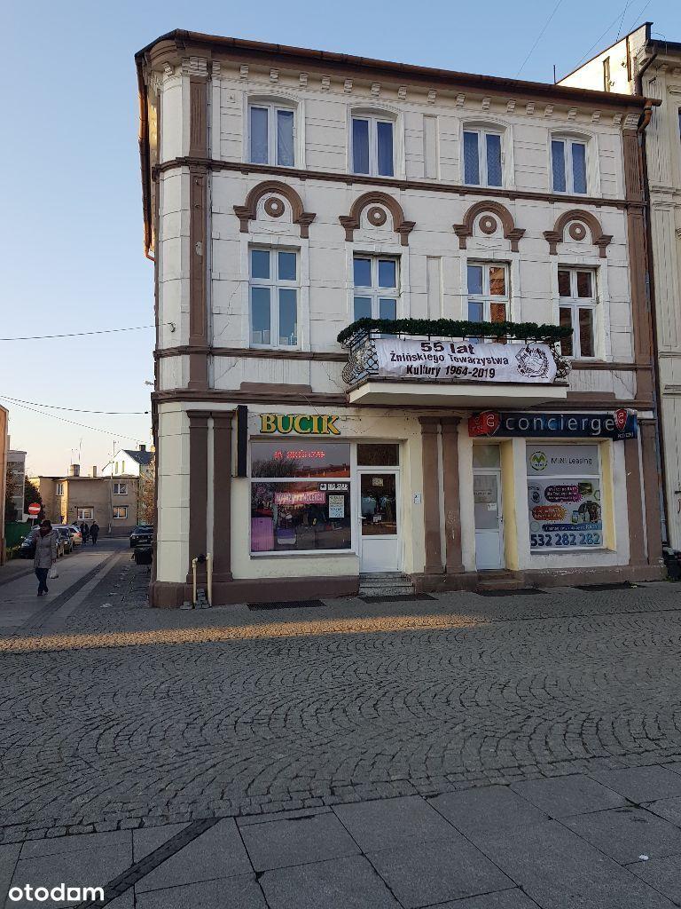 Lokal do wynajęcia 65 m2 w centrum Żnina ( Rynek)
