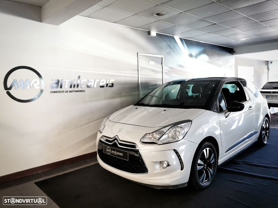 Citroën DS3 1.6 e-HDi Be Chic - 1