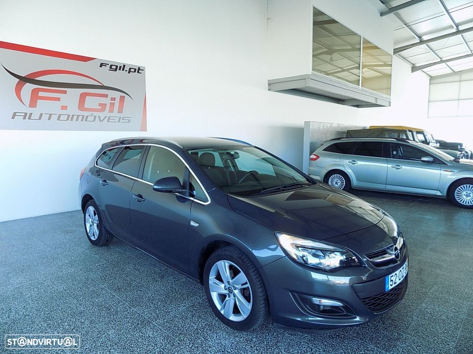 Opel Astra Sports Tourer 1.3 CDTI ENJOY (5P) - 5