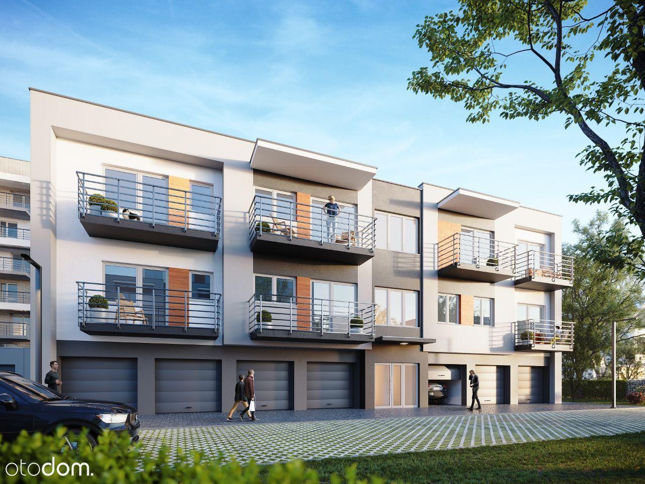 Nowe mieszkanie 1-pokojowe, Potockiego 9A/7 , Bd