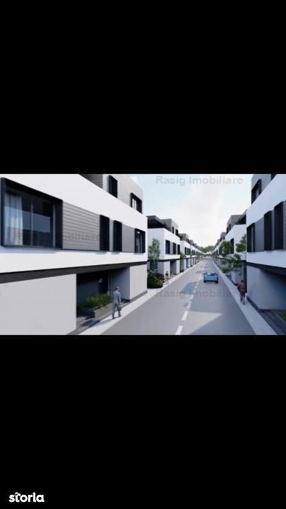 Vanzare teren constructii cu autorizatie si proiect Pipera