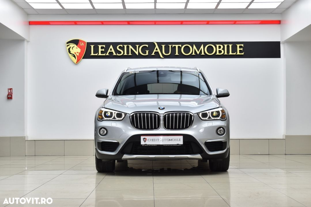 BMW X1 sDrive18d - 2